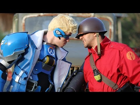 Team Fortress 2 Overwatch Takeover Live Action