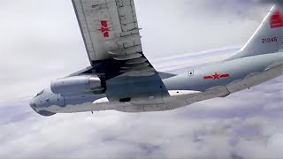 PLA Air force promotion video gone viral in China