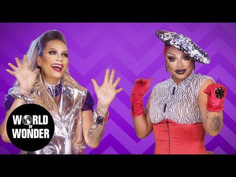 Xxx Mp4 FASHION PHOTO RUVIEW Season 10 Entrance Looks With Raven And Raja 3gp Sex