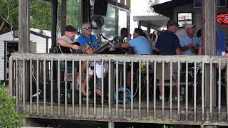 180715 Billy J & the Big Easy at The Crabby Lady Restaurant - YouTube Vid by JazzBluesFlorida.com #1