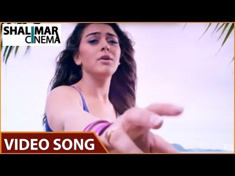 Dhenikaina Ready || దేనికైనా రెడీ || Pillaa Neevalla Video Song || Vishnu Manchu, Hansika