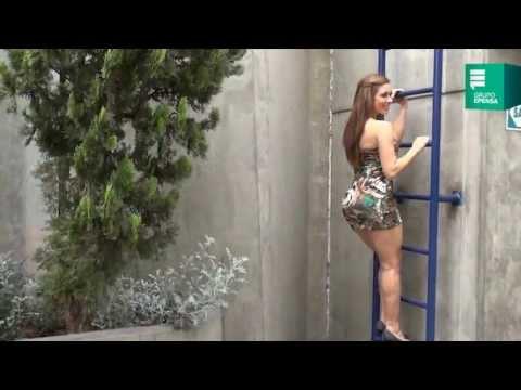 Lucecita Colocha se desnuda en entrevista para Aja