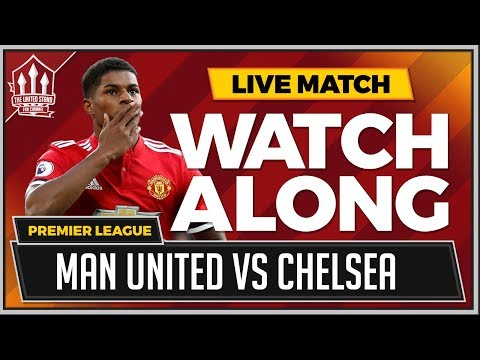 Xxx Mp4 Manchester United Vs Chelsea LIVE Stream Watchalong 3gp Sex