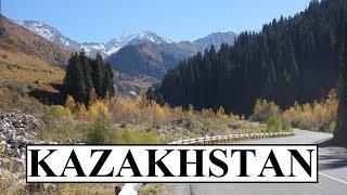 Kazakhstan/Almaty (Beautiful Trans-Ili Alatau Mountains) Part 5
