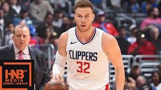 LA Clippers vs Minnesota Timberwolves Full Game Highlights / Jan 22 / 2017-18 NBA Season