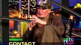 Shohreh - Interview In Tapesh Part 2 (By Shahram Shajarian)