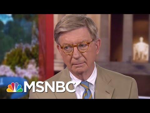 Xxx Mp4 George Will Slams Mike Pence As Worse Than President Donald Trump Hardball MSNBC 3gp Sex