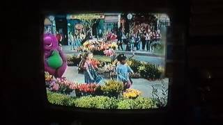 Closing to Barney's Rhyme Time Rhythm 2000 VHS (Episode Version) [My Homemade copy]