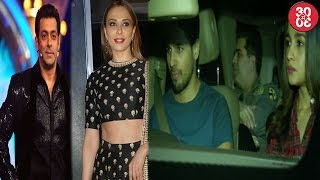 Salman-Iulia Relation Hits A Bump? | Alia-Sidharth Make An Entry With Karan