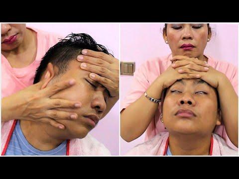 Xxx Mp4 Relaxing Shampoo Head Massage By Mother ASMR Part 2 3gp Sex