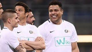 Pirlo Friends vs World Stars 7-7 All Goals & Highlights Friendly Match 21-5-2018