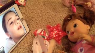 A Baby Alive Christmas