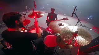 Maick Sousa - Drum Cam #029 - Oficina G3 - De Joelhos