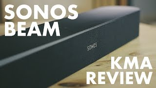 A Week With The Sonos Beam || Is The Smart Soundbar Worth it?