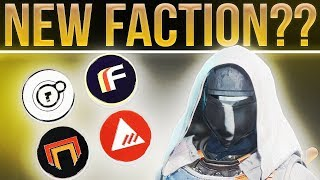 Destiny 2 News! NEW FACTION & MORE SUBCLASSES CONFIRMED??