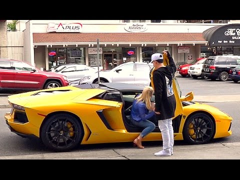 Xxx Mp4 Guy With Lamborghini Steals Girl From Dude In Fancy Car PRANK 3gp Sex