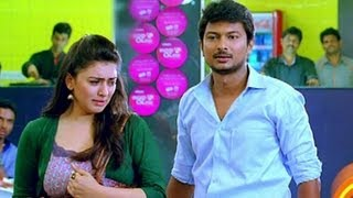 Hansika meets her fiance - Oru Kal Oru Kannadi
