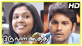 Oru Naal Koothu Tamil movie | scenes | Riythvika's marriage called off | Nivetha gets proposal