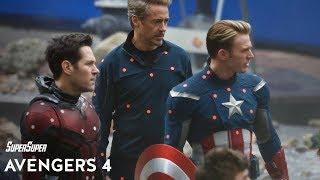 Avengers 4 Plot Synopsis Explained in Hindi | SuperSuper
