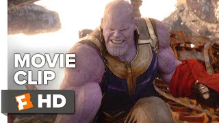 Avengers: Infinity War Movie Clip - Fighting Thanos (2018) | Movieclips Coming Soon