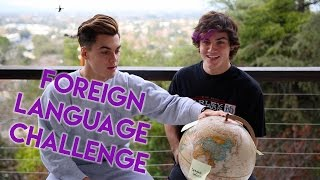 Foreign Language Challenge