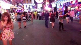 Thailand Pataya walking street