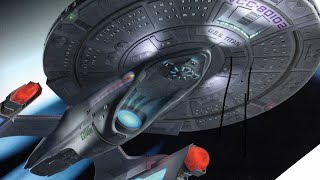 Star Trek Starships Collection USS Titan Review