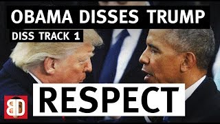 Barack Obama Singing Respect by Aretha Franklin (ft. everyone)
