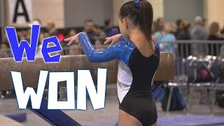 Gymnastics Competition Champions| Rachel Marie
