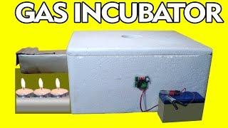 Homemade Incubator | Gas Incubator | How to Make an Egg Incubator