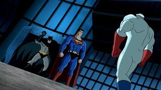 Batman & Superman vs. Superheroes!