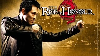 Jet Li Rise to Honor Full Movie All Cutscenes Cinematic