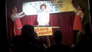 Lorraine Bowen | Sushi Song (Crumble Song in Japanese)