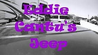Eddie Cantu's Jeep [4 Crossfire 15's]