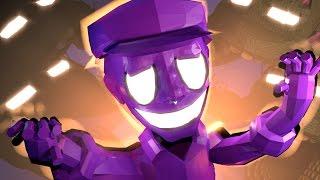 Minecraft | WHO'S YOUR DADDY? Secret Trap Door + Purple Guy = CLOSET OF DEAD BABY'S! (BABY VS FNAF)