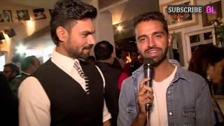 EXCLUSIVE | Gaurav Chopra at launch of Fashion Photographer Dabboo Ratnanis 2017 calendar