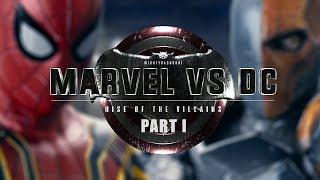 Marvel vs. DC - Rise Of The Villains   PART I