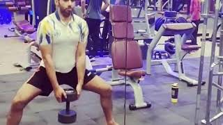 Anup Kumar work out for pro Kabaddi 2018