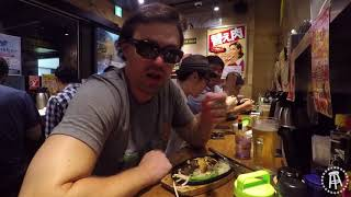 EATING HORSE MEAT | Whoa! That