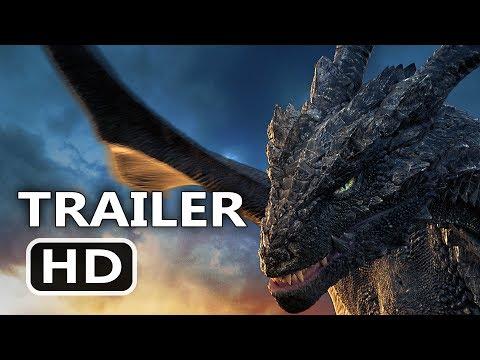 Xxx Mp4 DRAGONHEART Official Trailer 2017 Battle For The Heartfire Dragons Movie HD 3gp Sex