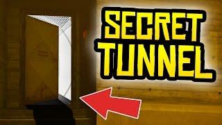 GTA 5 Mt Chiliad Mural Mystery - SECRET TUNNEL EXIT FOUND! (GTA 5 Secrets & Easter Eggs)