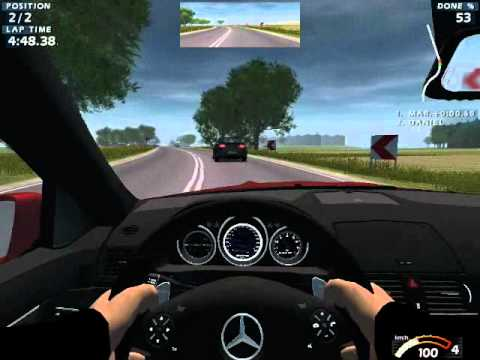 World Racing 2 Gameplay Multiplayer