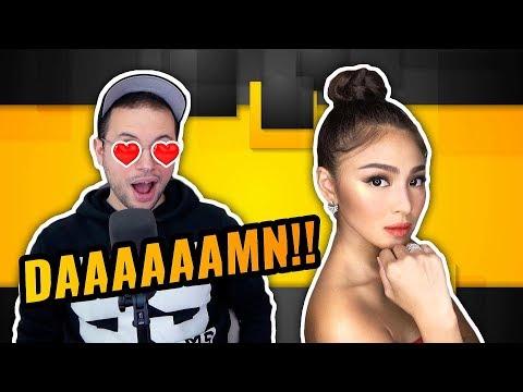VIRAL PERFORMANCE Sexy Nadine Lustre pinainit ang Araneta Coliseum REACTION