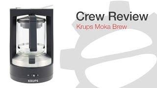Crew Review: Krups Moka Brew