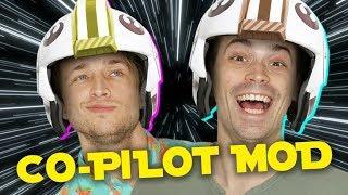 STAR WARS CO-PILOTS!