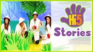 Hi-5 Stories |  Professor Oo Oo & More Stories for Kids - Hi5 Sharing Stories Season 11