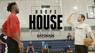 How Top Prospects Train For The NBA Draft   Hoops House
