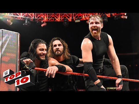 Xxx Mp4 Top 10 Raw Moments WWE Top 10 November 13 2017 3gp Sex