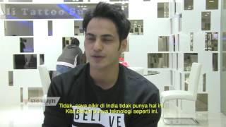 Ravi Bhatia terapi rambut
