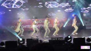 100% Bad Boy India Feel Korea 2015
